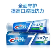 Crest 佳洁士 全优7效 茶香深洁牙膏 180g *10件