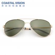 coastalvision镜宴 CVS5036 偏光太阳镜 男女同款 39.5元包邮(需用券)