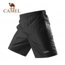 CAMEL 骆驼 T0S2U8123 男士户外运动短裤34元包邮(用券)