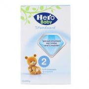 Hero Baby 益生元婴儿奶粉 2段 800g 4盒
