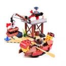 COODY 古迪 海岸防线 积木玩具12.8元