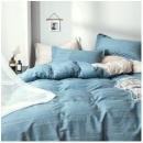 Xanlenss 轩蓝仕 40支纯棉印花四件套 1.5/1.8米床108元