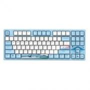 Dareu 达尔优 A87 归燕主题 机械键盘(Cherry轴、PBT、蓝灯)569元