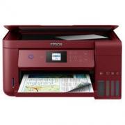 EPSON 爱普生 L4167 墨仓式 彩色无线一体机 魅力红