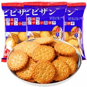 百亿补贴:网红日式海盐味小圆饼干1Kg13.9元