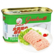 greatwall BRAND 长城牌 火腿午餐肉罐头 198g *8件