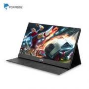 PORPOISE 海豚 IPS便携式显示器 14英寸HDR金属款(瑕疵款)298元包邮