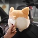 CASKING 创色纪 汽车后排纸巾盒 柯基屁股 14.8元包邮(需用券)¥15