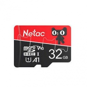 Netac 朗科 microSDHC A1 UHS-I U1 TF存储卡 32GB 天猫联名16.9元