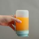 WORTHBUY 沃德百惠  防摔便携塑料杯 350ml 6.9元包邮(需用券)¥7