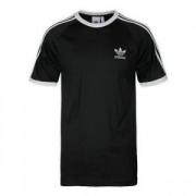 adidas 阿迪达斯 三叶草 3-STRIPES TEE 男款短袖运动T恤