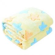 Elepbaby 象宝宝 婴儿毛毯 100*130cm *3件