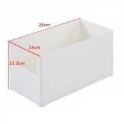BELO百露 组合收纳盒A系列-A15宽款大号*4件