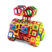 安源小子 儿童益智玩具磁力片积木 34件 7.9元(需用券)¥8