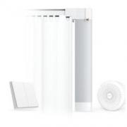 Aqara 智能遮阳套装 窗帘电机3米内直轨套装+Aqara网关+Aqara无线开关