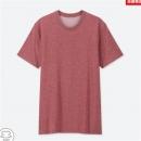 UNIQLO 优衣库 418695 袋装圆领短袖T恤19元