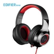 EDIFIER 漫步者 G4 游戏耳机 热血红259元