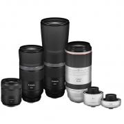 Canon发布超轻量望远镜800mm f/11、600mm f/11、100-500mm f/4-7.1L与85mm f/2 微距镜