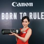 Canon RF 800mm f/11 发布会现场体验,600mm f/11登场还有100-500mm f/4.5-7.1L与85mm f/2 Macro