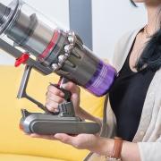 DYSON 戴森 V11 Absolute Extra 手持吸尘器体验报告:升级不加价