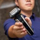 Panasonic ES-LV9E 旗舰剃须刀体验报告:兼具质感与舒适