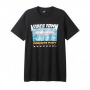 PLUS会员:Baleno班尼路 潮流休闲印花夏季短袖T恤*2件41元包邮(合20.5元/件)