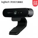 Logitech 罗技 BRIO C1000E 4K超高清广角台式电脑笔记本摄像头 内置麦克风 C1000E