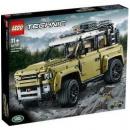 LEGO 乐高 TECHNIC 科技系列 42110 路虎卫士1247.04元