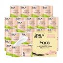 88VIP:洁柔Face系列 卫生纸卷 4层130克27卷*3件100.03元包邮(多重优惠,合33.34元/件)