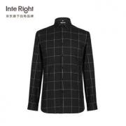 InteRight 5508678 男士休闲长袖衬衫 *3件
