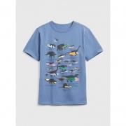 Gap 盖璞 男童纯棉短袖T恤 低至32.08元(需用券)