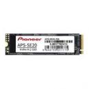 Pioneer 先锋 APS-SE20 NVMe M.2固态硬盘 256GB M.2接口229元