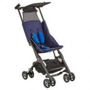 gb好孩子 婴儿推车 婴儿车 口袋车 轻便折叠 可登机 POCKIT 2S-WH-P305PB1099元