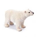Wenno 仿真野生动物模型 北极熊 *3件39元(合13元/件)