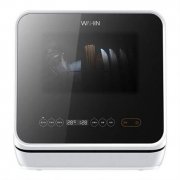 WAHIN 华凌 WQP4-HW2601C-CN 洗碗机 极地白899元包邮(需用券)