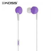 KOSS 高斯 KEB6iV 入耳式耳机9.9元