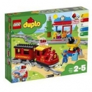 LEGO 乐高 DUPLO 得宝系列 10874 智能蒸汽火车335.04元