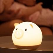 crazyfrog 捣蛋猪 婴儿伴睡小夜灯 电池款 8.9元包邮(需用券)
