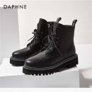 DAPHNE 达芙妮 女士马丁靴77元