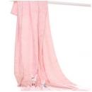 K.S.babe 喜亲宝 竹纤维婴儿浴巾 粉色 100*100厘米 *3件102.69元(合34.23元/件)