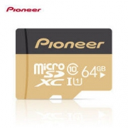 Pioneer 先锋 microSDXC UHS-I U1 TF存储卡 64GB