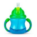 Nuby 努比 儿童重力球吸管学饮杯 蓝色 *2件45元(合22.5元/件)
