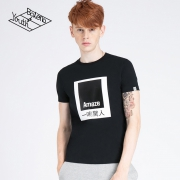 Baleno 班尼路 89802138 男士棉质印花T恤 多款可选