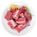 JL金锣 精修免切猪肋排猪小排 1kg*2件119.6元包邮(合59.8元/件)
