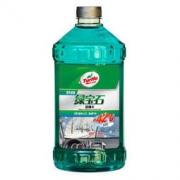 Turtle Wax 龟牌 G-4083 硬壳玻璃水 -42℃ 2L *6件78元(合13元/件)
