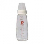 pigeon 贝亲 AA86 标准口径玻璃奶瓶 200ml