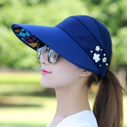 KAL'ANWEI 卡兰薇 MZ-1168 女士防晒太阳帽 6.9元包邮(需用券)¥7