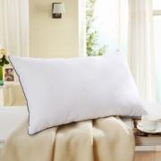 LOVO 乐我家纺 可水洗抗菌纤维枕 47*73cm(低枕) 39元¥39