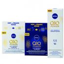 妮维雅 Q10 Power 抗皱修护3件套礼盒(日霜50ml+晚霜50ml+眼霜15ml )prime直邮到手167.68元