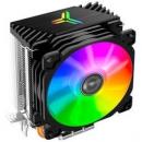 JONSBO 乔思伯 CR-1200 塔式CPU散热器(七彩流光光效/2热管/9CM风扇/支持多平台/附硅脂)49元